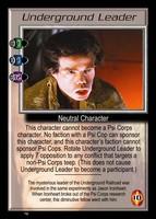 Underground Leader