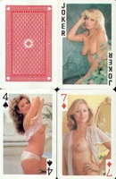Erotic Pin-up playing cards Deck #16
