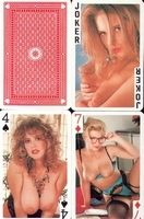Erotic Pin-up playing cards Deck #17