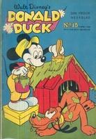 Donald Duck weekblad 1960 # 15