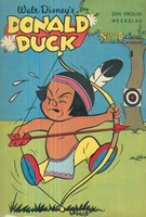 Donald Duck weekblad 1960 # 25