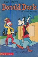 Donald Duck weekblad 1967 # 13