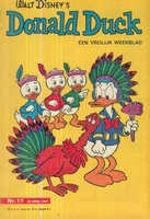 Donald Duck weekblad 1967 # 17