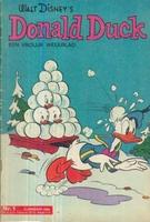 Donald Duck weekblad 1968 # 01