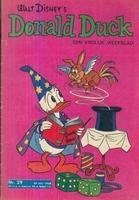 Donald Duck weekblad 1968 # 29