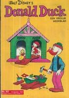 Donald Duck weekblad 1968 # 52
