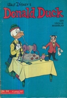 Donald Duck weekblad 1969 # 34