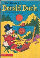 Donald Duck weekblad 1967 # 15