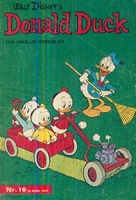 Donald Duck weekblad 1967 # 16