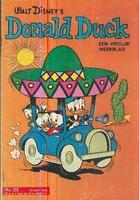 Donald Duck weekblad 1968 # 25