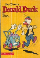 Donald Duck weekblad 1969 # 45