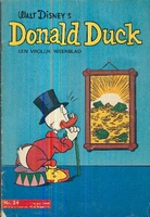 Donald Duck weekblad 1969 # 24
