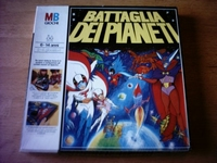 Gatchaman / Battle of the Planets board game