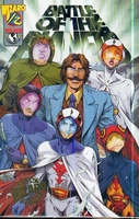 Gatchaman / Battle of the Planets comic # 1/2