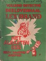 Lex Brand # 16 Het Albasten Oog