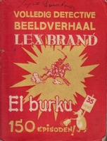 Lex Brand # 8 El Burku