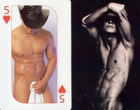 Erotic Pin-up playing cards Deck #75