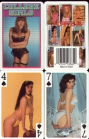 Erotic Pin-up playing cards Deck #80