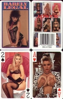 Erotic Pin-up playing cards Deck #81