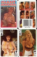 Erotic Pin-up playing cards Deck #84