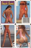 Erotic Pin-up playing cards Deck #85