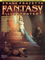 Frank Frazetta Fantasy Illustrated # 6