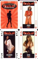 Erotic Pin-up playing cards Deck #62