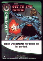X-men ccg - Get to the truth!