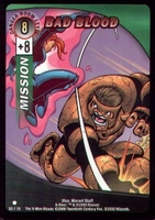 X-men ccg - Bad blood