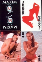 Erotic Pin-up playing cards Deck #88