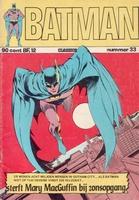 Batman Classics # 33