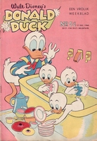Donald Duck weekblad 1960 # 51