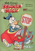 Donald Duck weekblad 1960 # 07