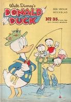 Donald Duck weekblad 1960 # 35