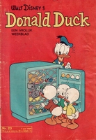 Donald Duck weekblad 1969 # 23