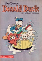 Donald Duck weekblad 1969 # 10