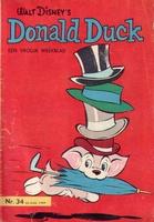 Donald Duck weekblad 1964 # 34