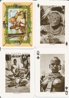 Erotic Pin-up playing cards deck #89
