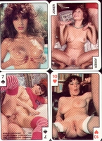 Erotic Pin-up playing cards Deck #91