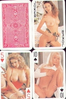 Erotic Pin-up playing cards Deck #92