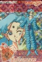 Sailormoon Carddass set card # 343 (prism)