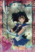 Sailormoon Carddass set card # 344 (prism)