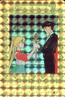 Sailormoon Film Collection card # 33 (prism)