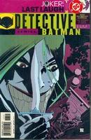 Detective comics Batman # 763