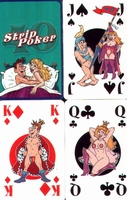 Erotic Pin-up playing cards Deck #95
