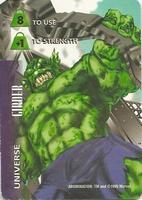 Abomination - girder