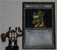 B4-05 SLOT MACHINE Yugioh DungeonDice Monster