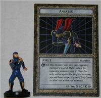 B4-07 ANSATSU Yugioh DungeonDice Monster