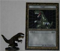 B4-09 URABY Yugioh DungeonDice Monster
