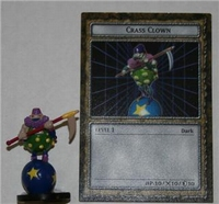 B4-13 CRASS CLOWN Yugioh DungeonDice Monster